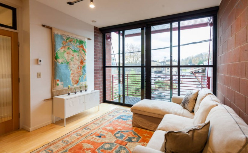 Seattle Vacation Rental Loft